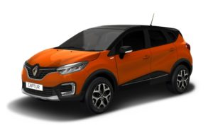 Renault Captur On Road Price In Chennai